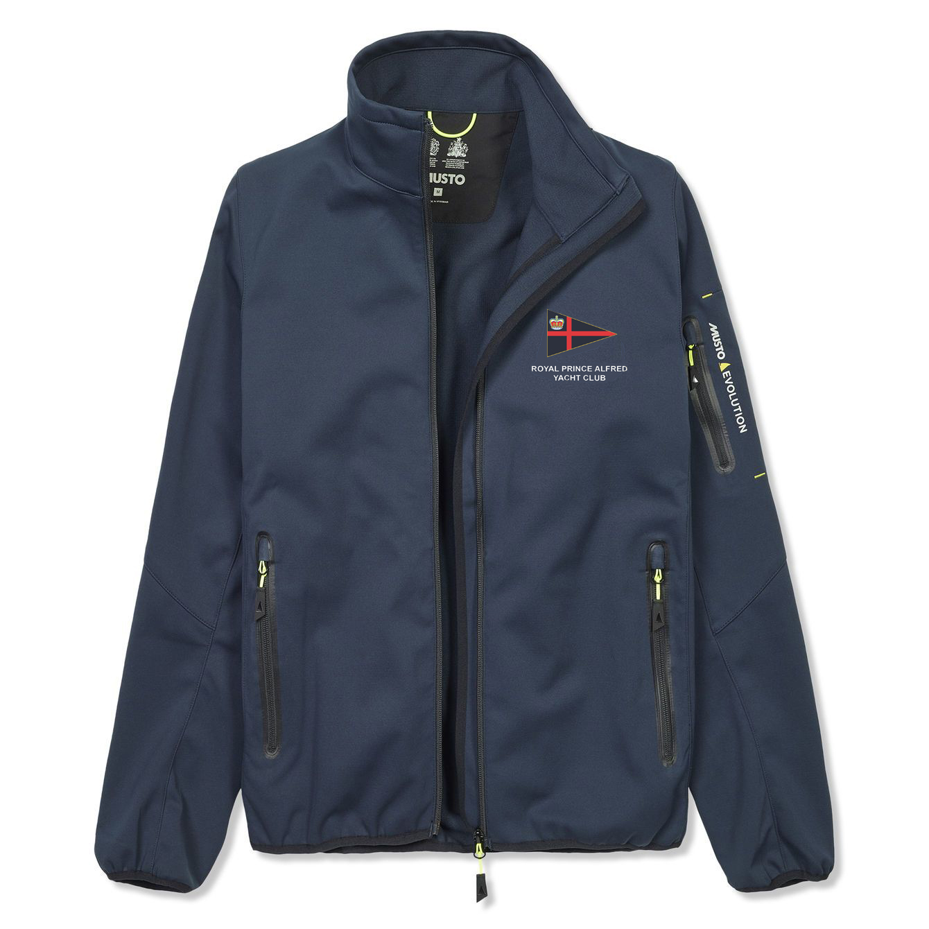 RPAYC Musto Softshell – Limited Edition