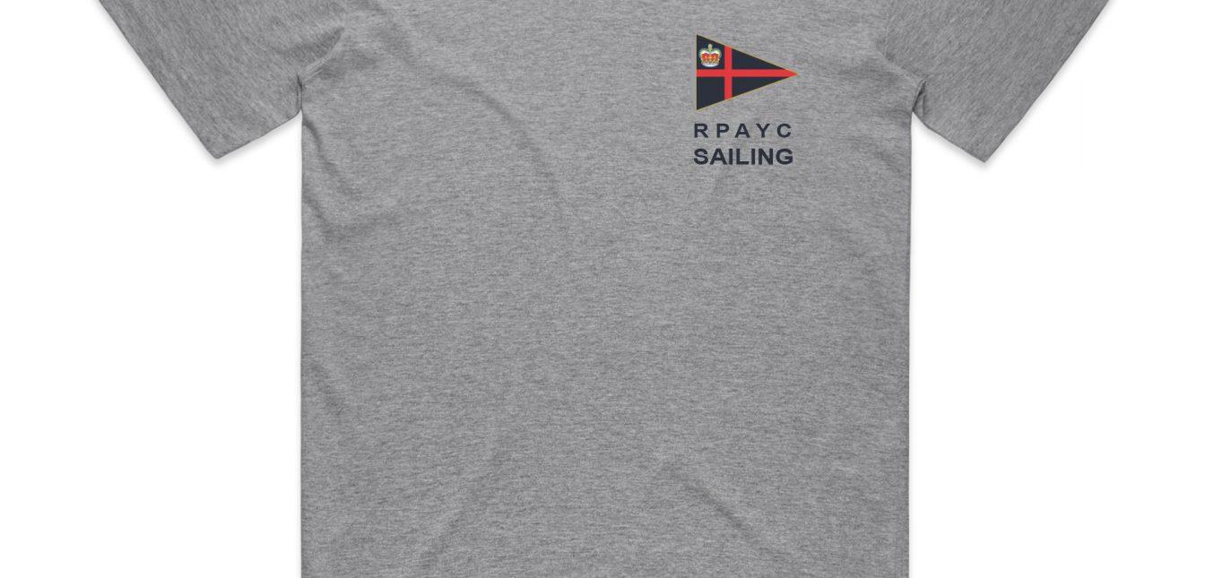 Club Tee 'RPAYC Sailing'